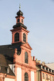 Historic Church in Frankfurt am Main — Stock Photo