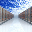Server Cloud — Stock Photo #39374105