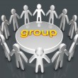 Group — Stock Photo