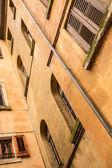 Historic architecture in Verona — Stockfoto