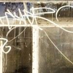 Dirty window — Stock Photo #43028019