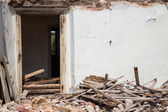 Demolished House	 — Stock Photo