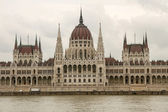 The Parliament	 in Budapest — Stock fotografie