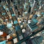 Big City — Stock Photo #45633023