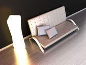 Sofa — Stock Photo