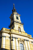 Theresa City Parish Church in Budapest — Stock Photo