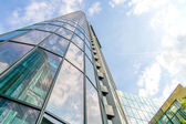 Modern Architecture in Frankfurt am Main — Stock Photo