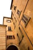 Historische architektur in verona — Stockfoto