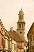 Historic architecture in Sopron	 — Stock Photo