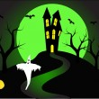 Halloween Vector illustration — Stock Vector #33979525