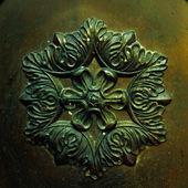 Antique door — Stock Photo