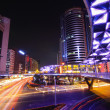 Light trails — Stock Photo #12784751