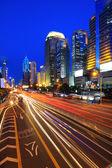Modern urban landscape — Stock Photo
