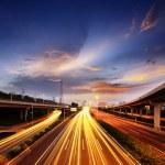 Light rail — Stock Photo #12792597