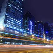 Urban traffic — Zdjęcie stockowe