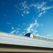 High-speed train — Stock Photo
