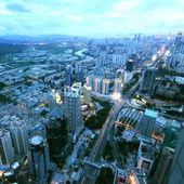 City Night — Stock Photo