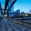 Footbridge - Photo