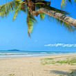 Beach of Sanya, Hainan — Stock Photo