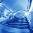 Pedestrian tunnel — Stock Photo