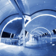 Pedestrian tunnel — Stock Photo #13571875
