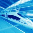 High speed train — Stock Photo #13618054