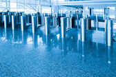 Security checkpoint — Stock Photo