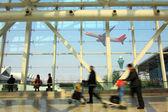 Guangzhou luchthaven — Stockfoto