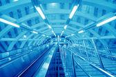 Handrail elevator — Stock fotografie
