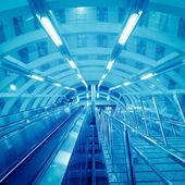 Handrail elevator — Stock Photo
