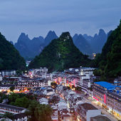 Yangshuo — Stock Photo