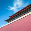 Forbidden city detail — Stock Photo