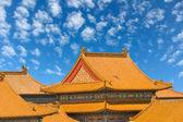 Forbidden city detail — Stock Photo