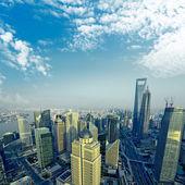 Szanghaj — Zdjęcie stockowe