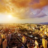 Chinese city — Stock Photo