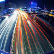Fast moving cars — Lizenzfreies Foto