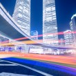Megacity Highway in China — Stock Photo #18308323