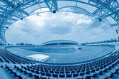 Sporting stadium — Stock Photo
