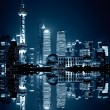 Shanghai skyline — Stock Photo #18458879