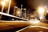 Traffic in Hong Kong — Stock Photo
