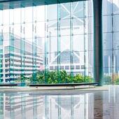 Edifício de escritórios — Fotografia Stock