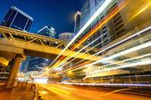 Trafik i hong kong — Stockfoto