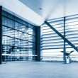 Office building corridor — Stock Photo #33250427