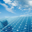 photovoltaic — Stock Photo #34280413