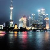 City of shanghai — Stok fotoğraf