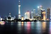 City of shanghai — Stock fotografie