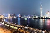 City of shanghai — Foto de Stock