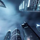 The skyscraper — Stock Photo