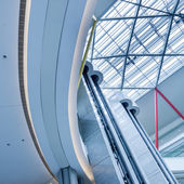 Office building ceiling — Stock fotografie