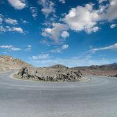 Road in the wilderness — Foto de Stock
